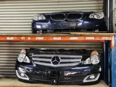 Mercedes R Class W251 front loose cut