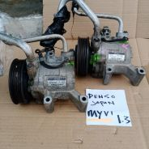 Myvi 1.3 compressor original denso japan haftcut