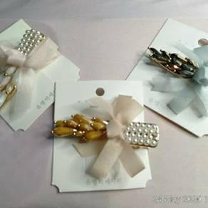 K hair pin or hair clip