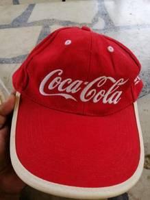 Topi coca cola