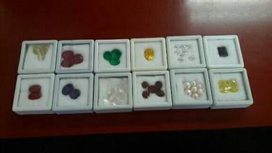 Gems stones.batu permata