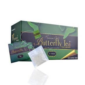Rerama Hijau Premium Butterfly Tea
