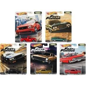 Hotwheels Fast & Furious Motor City Muscle