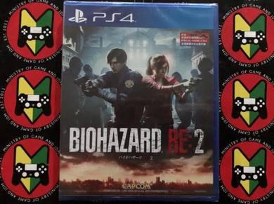 [NEW]PS4 Resident Evil 2