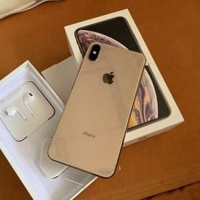 IPhone Xs Max 256GB Gold Fullset