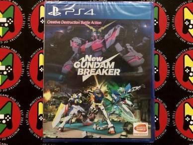 [NEW]PS4 New Gundam Breaker
