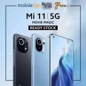Xiaomi Mi 11 [ 5G | 8GB RAM + 128GB/256GB] Myset