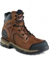 Safety Shoe Red Wing Men 6Inch Brown EH AT WP 2401