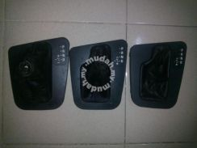 Bmw gearknob panel