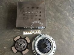 Triniti 4 puck clutch kit for myvi 1.3