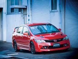 Honda civic fd mugen Rr bodykit