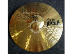 New Paiste 14in PST3 Crash Cymbal-Made in Germany