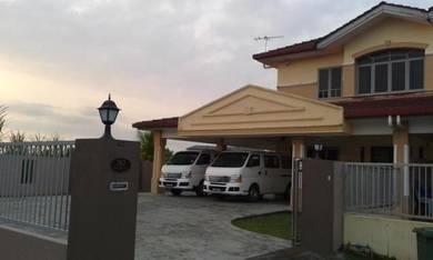 Kuching Guesthouse (4 Bedrooms), Van