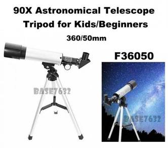 Refractive Astronomical Telescope Binocular Tripod