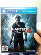 Uncharted 4(A Thief End)