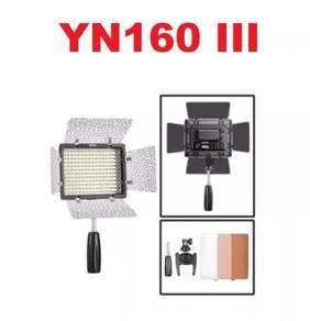 Yongnuo YN160 III Pro LED Video Light YN160III