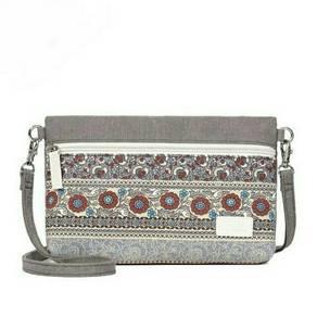 Women Canvas Handbag Clutch Bag. BDO000002