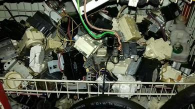 Recond Sparepart Washing Machine Refridgerator