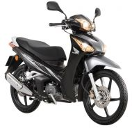 Wave 125i 1 Disc New Year Promo