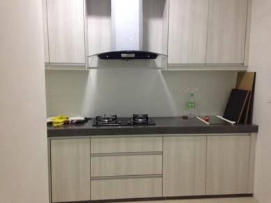 PV20 condo with kitchen cabinet. 4R2B. Jln Genting Klang. Setapak