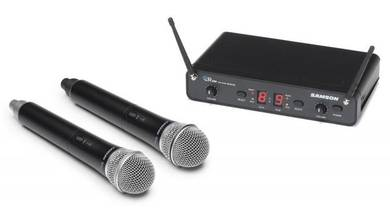Samson Concert 288 Handheld - Dual-Channel Wireles