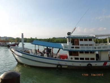 Fishing boat 18.50 meters