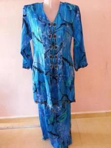 Bjk025 baju kurung kebaya