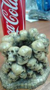 RareVintage 70th collection skull skeleton ashtray