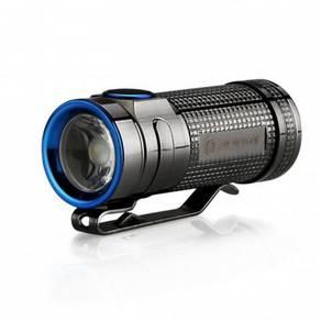 Olight S MINI Baton Stainless Steel Flashlight