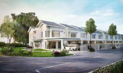 Pre-launching new double storey in puchong