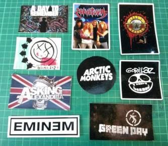 Sticker band 05