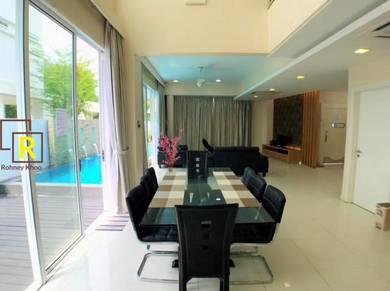 Codrington Avenue Bungalow 4,375 sf, with Private Pool, Pulau Tikus