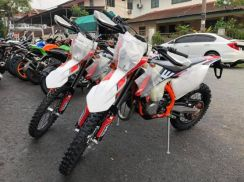 Ktm 250 exc tpi six day / off road 2018