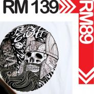 USA Import REBEL 8 T shirt
