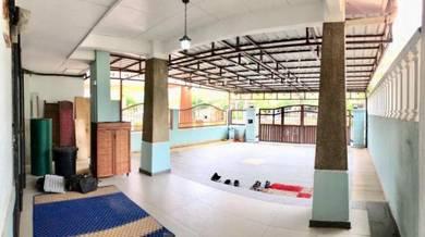 Double Storey Terrace, Bandar Bukit Mahkota Bangi (No Facing House)