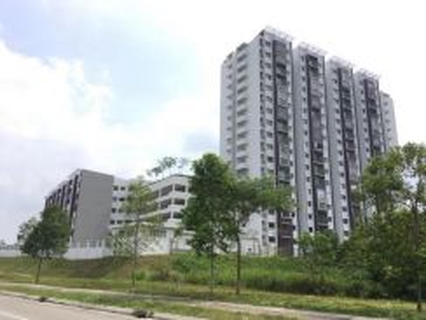 CyberJaya, Laman View New Apartment nearby LDP,MEX