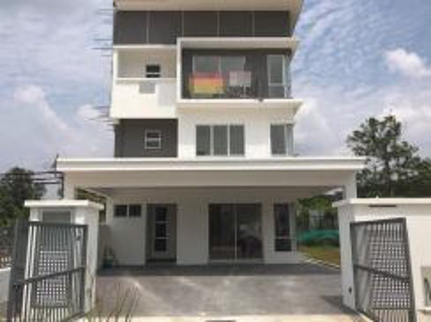 3 Storey Sentosa Damai Semi D House Teras Jernang, Bandar Baru Bangi