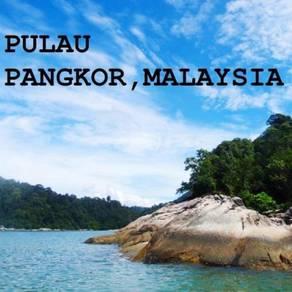 The Green Blue Sea Of Pangkor