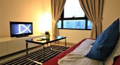 Solstice Pan'gaea 1 bedroom at cyberjaya near MMU KLIA CYBERSQUARE
