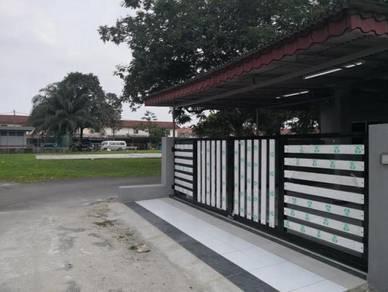(FULLY RENO+EXTEND) 1 STY Kampung Jawa Samarinda Mewah Jaya Near GIANT