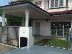 2storey house to rent at taman kapar permai, kapar, selangor