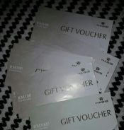 HABIB JEWEL Baucer Tunai / Cash Voucher