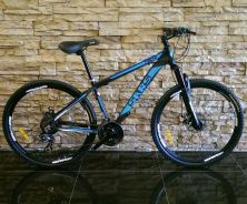 0% SST Bicycle MTB Basikal 24Sp Shimano-Factory