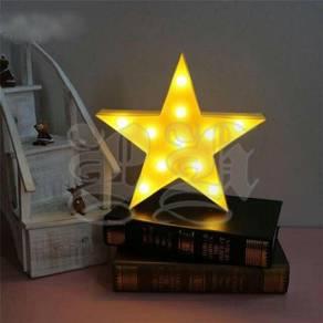 Star led light / night light 10