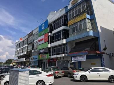 4-Storey Shop Office, Jln Pengkalan, Sungai Petani