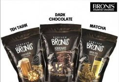 Kerepek Brownies Rangup
