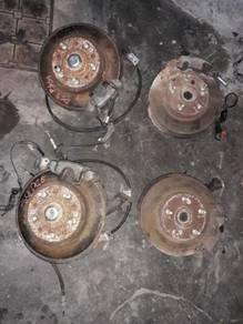 Honda dc5 type S Disc brake complete-Es3,dc5, es9
