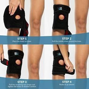 Sakit Kaki Lutut Hilang - Knee Pain Guard Support