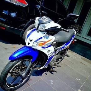 2016 Yamaha Lagenda 115
