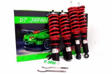 Wira WAJA D7 JAPAN Adjustable Hi Low + Body Shift2